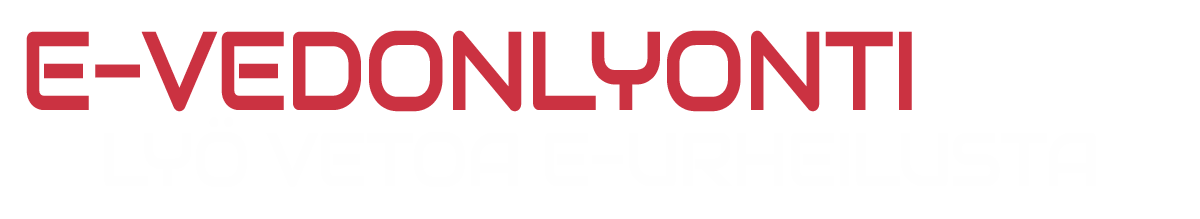 e-vedonlyönti.com