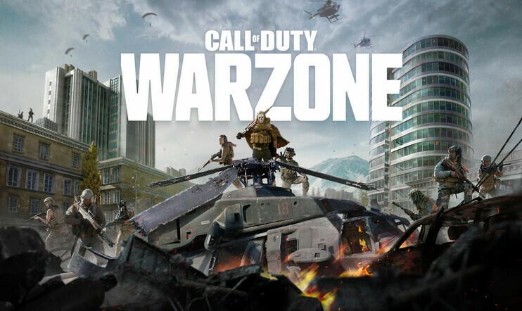 E-vedonlyönti järjestää rahaturnauksen Warzonessa!
