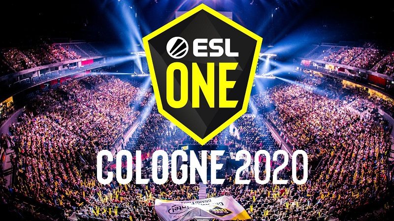 CS:GO - ESL One Cologne 2020 Europe: MIBR - G2