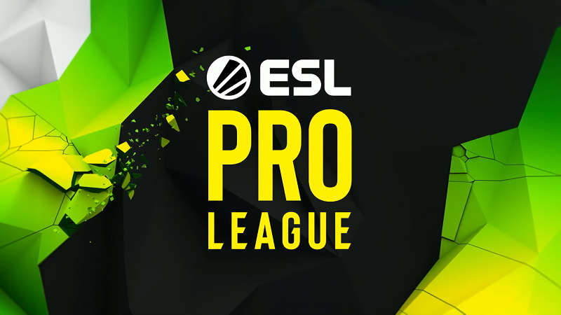 CS:GO - ESL Pro League Season 12 Europe: G2 - NaVi